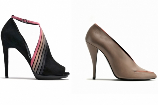 Pierre Hardy Fall 2012 Shoes