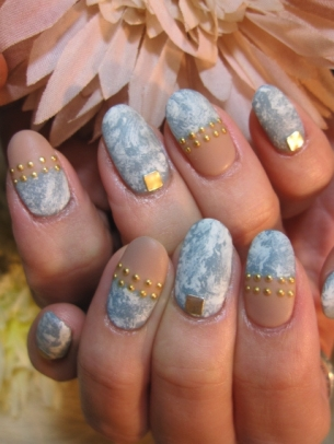 Urban Chic Nail Art