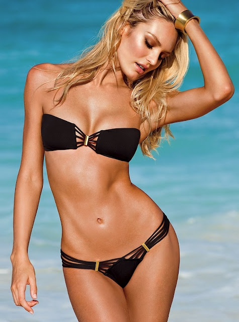 Victoria's Secret April 2012 Swimwear Collection