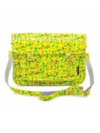 Zatchels Fluoro Floral and Leopard Bag Collection