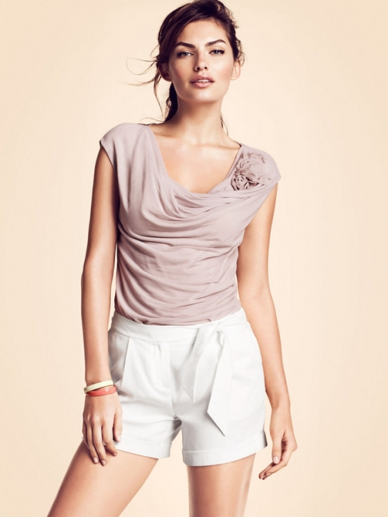 H&M Shades of Summer 2012 Collection