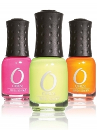 Orly Mini Trio Summer 2012 Nail Polishes