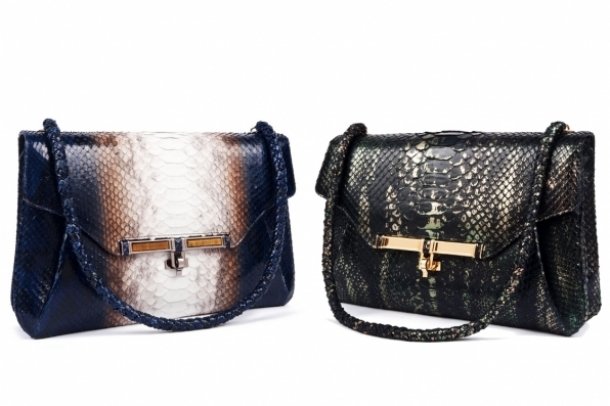 Kara Ross Fall 2012 Bags