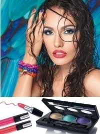 IsaDora Papagayo Summer 2012 Makeup Collection