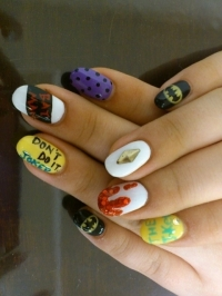 Fun Summer 2012 Nail Art Ideas