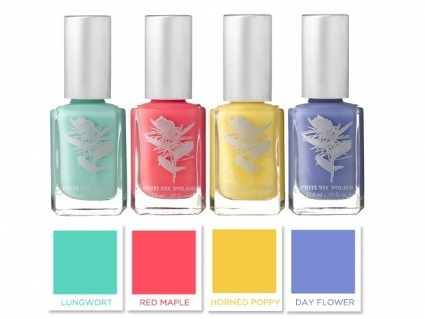 Priti NYC Turkish Sorbet Nail Polishes