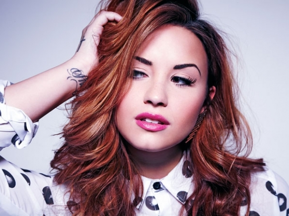 Demi Lovato About Free Drugs and Alcohol