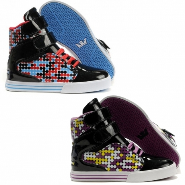 New Supra TK Society Sneakers Styles