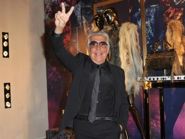 Roberto Cavalli Speaks Out