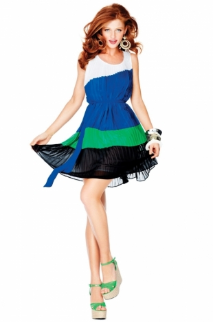 Bebe Spring 2012 Collection