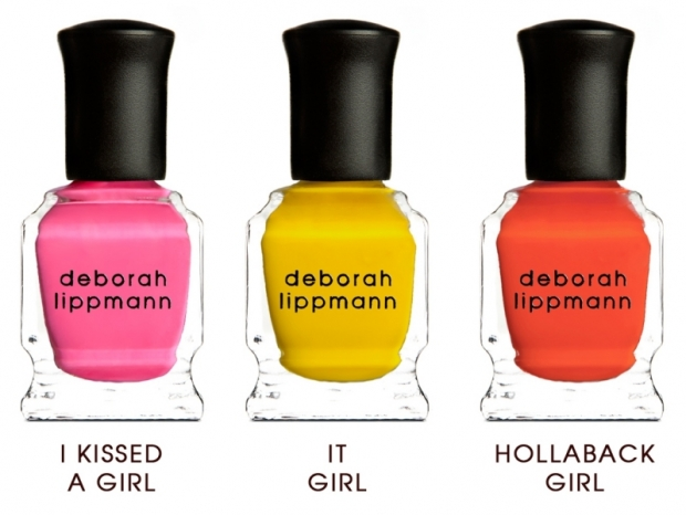 Deborah Lippmann Run the World (Girls) Summer 2012 Nail Polishes