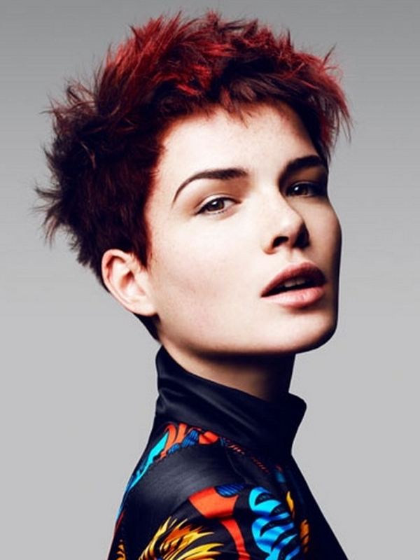 Sexiest Short Hairstyles For Spring