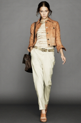 Stefanel Spring/Summer 2012 Lookbook