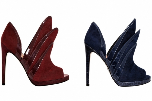 Alejandro Ingelmo Fall 2012 Shoes