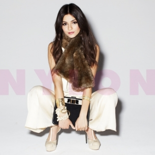 Victoria Justice for Nylon May 2012