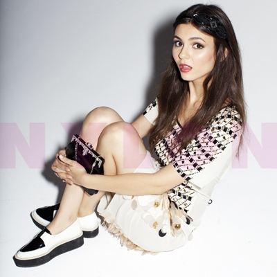 Victoria Justice Talks Nickelodeon And Career Plans With
