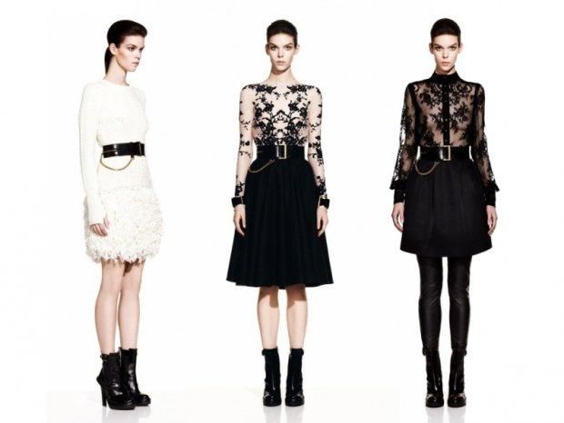 McQ by Alexander McQueen Fall/Winter 2012 Lookbook