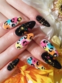 Girly Spring Nail Art Ideas
