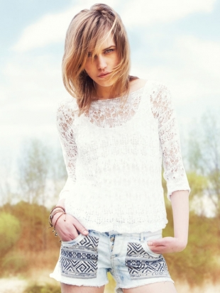 Stradivarius May 2012 Lookbook
