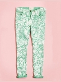 DVF x Current/Elliott Denim Collection Spring 2012