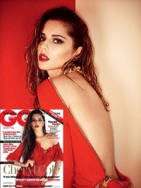 Cheryl Cole Covers GQ UK June 2012