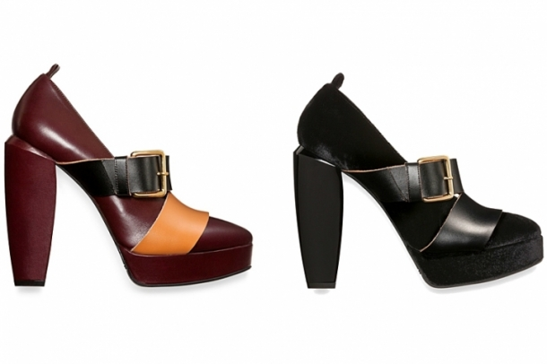 Marni Fall 2012 Shoes Collection