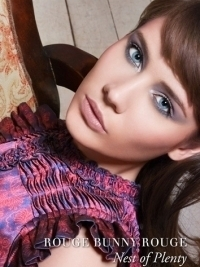 Rouge Bunny Rouge 'Nest of Plenty' Summer 2012 Eye Makeup