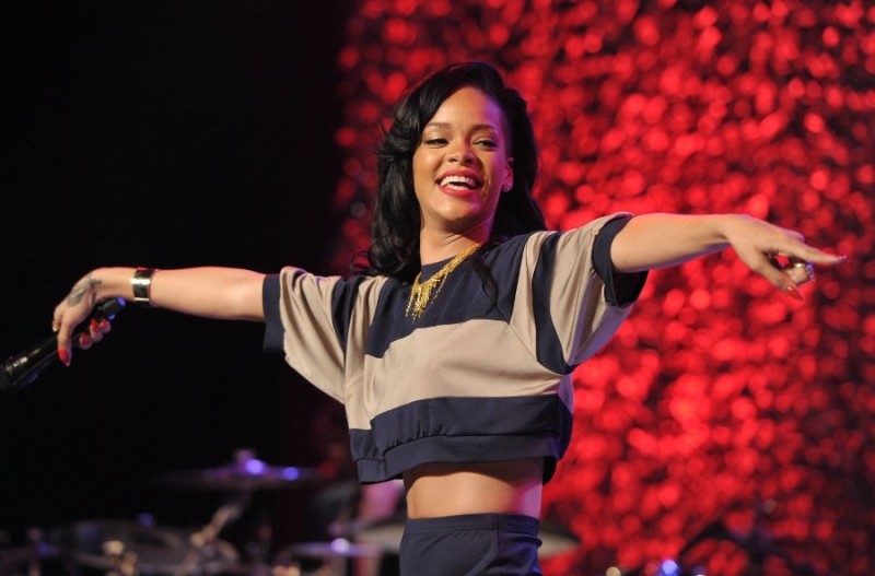 Rihanna Crowned as Most Social Celebrity