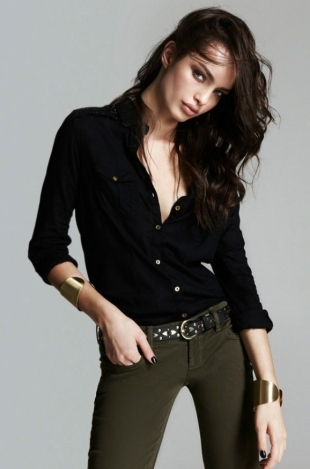 Stradivarius August 2012 Lookbook