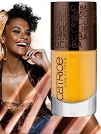 Catrice Cucuba Nail Polish Collection 2012