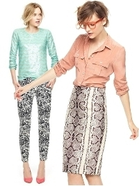 J.Crew Looks We Love Fall 2012 Collection