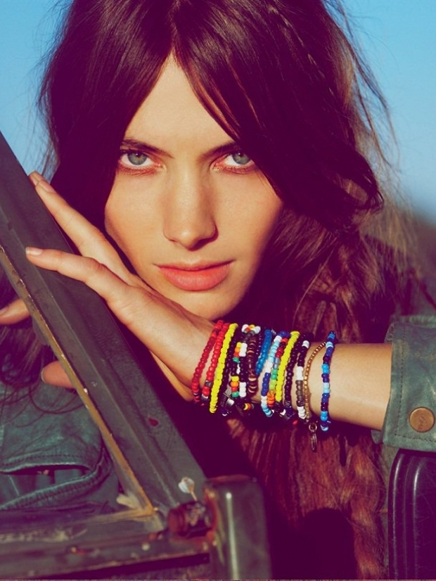 Free People - August 2012 Catalog