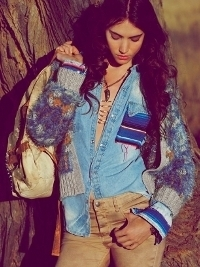 Free People August 2012 Catalog