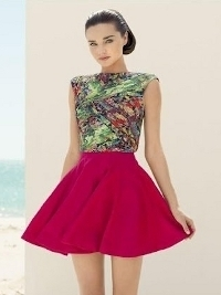 Miranda Kerr for David Jones Spring/Summer 2012 Catalogue