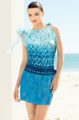 mirandakerrdavidjonessummer2012catalogue 2 thumb - Miranda Kerr for David Jones 2012 �lkbahar-Yaz 2012 Katalo�u