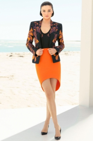 mirandakerrdavidjonessummer2012catalogue19 thumb - Miranda Kerr for David Jones 2012 �lkbahar-Yaz 2012 Katalo�u