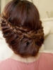How to Style a Vintage Princess Braided Updo
