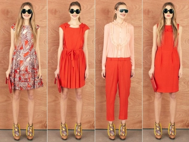 Karen Walker Fall 2012 Collection