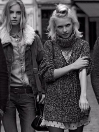 Bershka Fall/Winter 2012-2013 Campaign