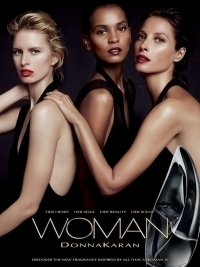 Donna Karan 'Women Who Inspire' Fragrance Campaign