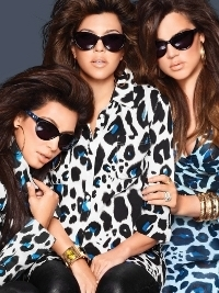 Kardashians Launch Eyewear Line for Sears