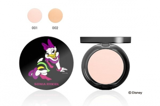 Sonia Rykiel Daisy Duck Fall 2012 Makeup Collection