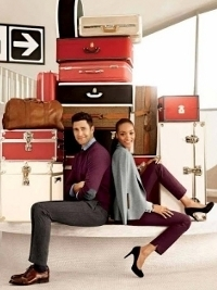 Banana Republic Fall/Winter 2012 Campaign