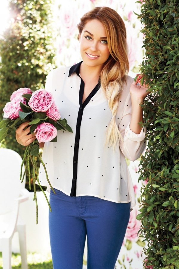 LC Lauren Conrad for Kohl's Fall 2012 Lookbook|