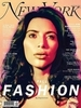 Kim Kardashian Covers New York Magazine's Fall Fashion Issue