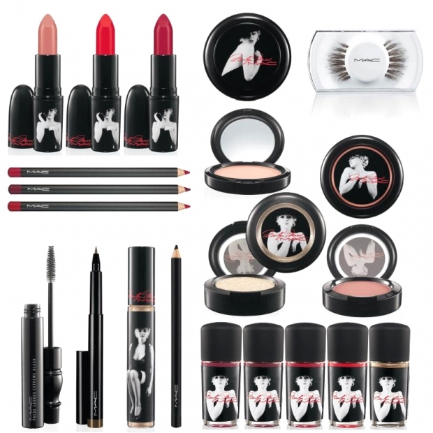 MAC Marilyn Monroe Fall 2012 Makeup Collection