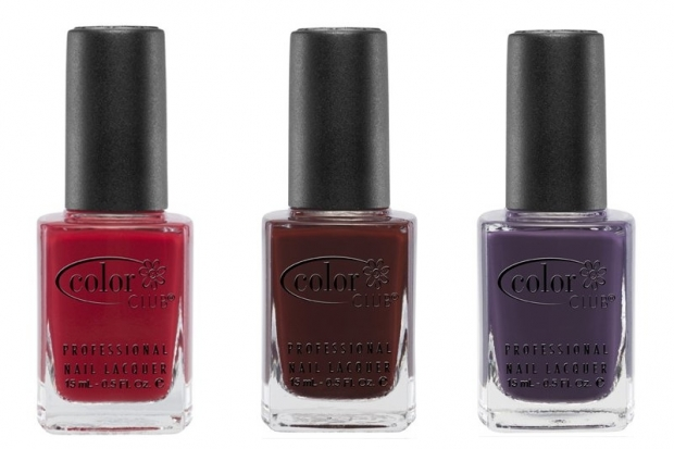 Color Club In True Fashion Fall 2012 Nail Polishes