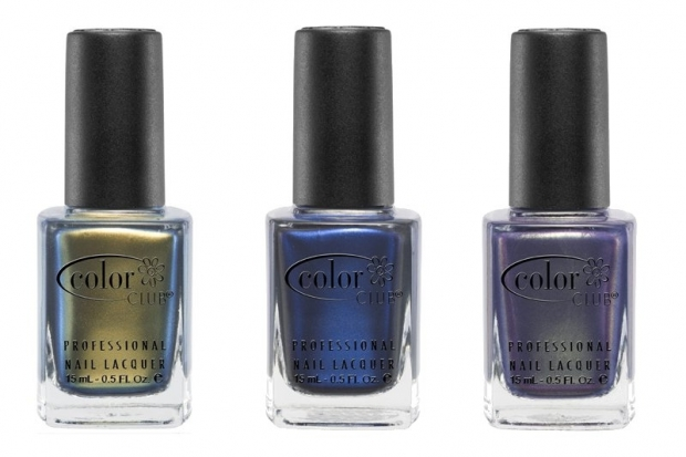 Color Club In True Fashion Fall 2012 Nail Polishes Shimmers