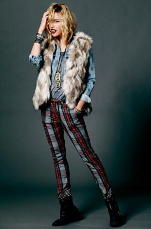 Free People August 2012 Lookbook
