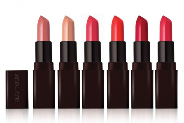 Laura Mercier Fall 2012 Creme Smooth Lip Color Collection